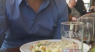 Photo of Italian Restaurant La Fontana at Porschestr. 82, Wolfsburg 38440, Germany