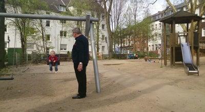 Photo of Playground Spielplatz at Isenbergstraße 57, Essen 45130, Germany