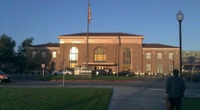 Photo of Train Station San Jose Diridon Caltrain & Amtrak Station at 65 Cahill St, San Jose, CA 95110, United States