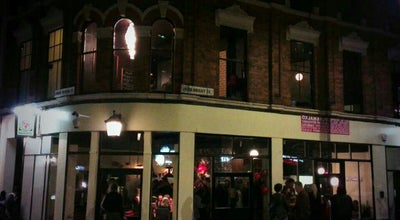Photo of Bar Cherry Reds Café Bar at 88-90 John Bright St, Birmingham B1 1BN, United Kingdom