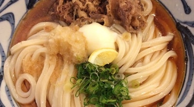 Photo of Ramen / Noodle House うどん茶屋 志道 at 桜木町3-36, 新居浜市, Japan