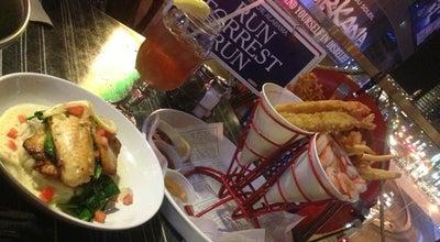 Photo of Seafood Restaurant Bubba Gump Shrimp Co. at 3717 Las Vegas Blvd S, Las Vegas, NV 89109, United States