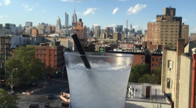 Photo of Hotel Bar Tiki Tabu at 190 Allen St, New York, NY 10002, United States