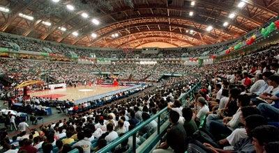 Photo of Concert Hall MEO Arena at Parque Das Nações, Lisboa 1990-231, Portugal