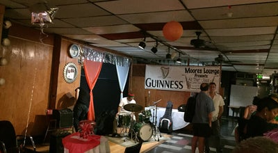 Photo of Jazz Club Moore's Lounge at 189 Monticello Ave, Jersey City, NJ 07304, United States