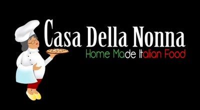 Photo of Italian Restaurant Casa Della Nonna Italian Restaurant at 8141 Telegraph Rd, Severn, MD 21144, United States