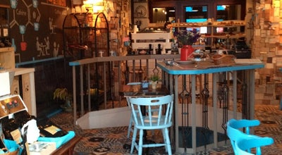 Photo of Cafe Blue Bird Cafe at Gozsdu Udvar, Budapest 1072, Hungary
