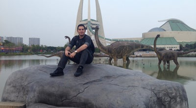 Photo of Theme Park 中华恐龙园 dinosaur land at 汉江路1号, 常州, China