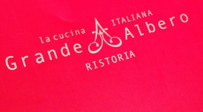 Photo of Italian Restaurant RISTORIA Grande Albero at 加古川町木村715-1, 加古川市, Japan