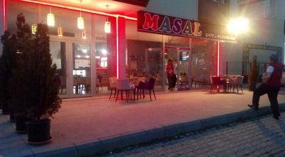Photo of Cafe Masal Cafe Restaurant at İbrahimağa Mah. Alparslan Türkeş Cad. No:4a, Develi 38100, Turkey