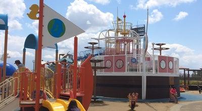 Photo of Playground 内灘総合公園 at 宮坂1-3, 河北郡内灘町, Japan
