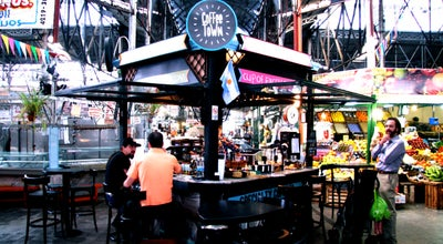 Photo of Coffee Shop Coffee Town at Bolivar 976, San Telmo, Argentina