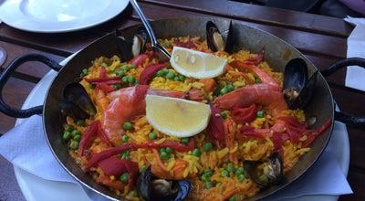 Photo of Tapas Restaurant El Pirata at 5-6 Down St, London W1 7DR, United Kingdom