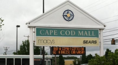 Photo of Mall Cape Cod Mall at 769 Iyannough Rd, Hyannis, MA 02601, United States