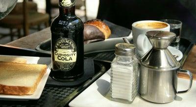 Photo of Cafe Café de Finca at Passatge Mercè Rodoreda, 2-4, Castelldefels 08860, Spain