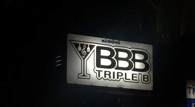 Photo of Cocktail Bar TRIPPLE B at Thailand