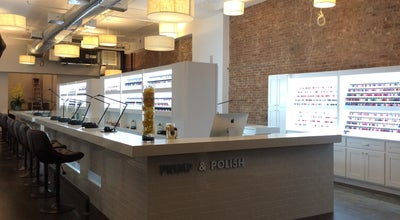 Photo of Nail Salon Primp & Polish (in Greenpoint) at 845 Manhattan Ave, Brooklyn, NY 11222, United States