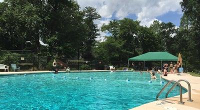 Photo of Pool Graylyn Pool & Tennis Club at 1900 Reynolda Rd, Winston Salem, NC 27106, United States