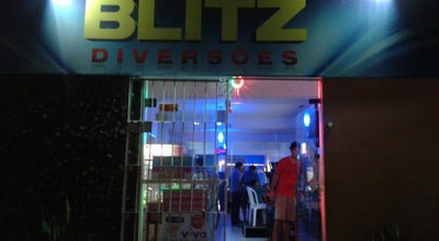 Photo of Arcade Blitz Diversões at Padre Júlio, Brazil