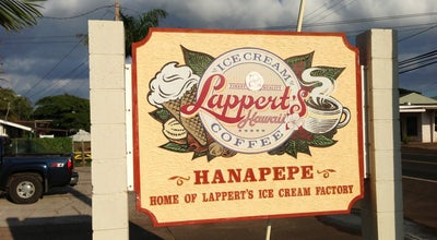 Photo of Ice Cream Shop Lappert's Hawaii at 1-3555 Kaumuali'i Hwy, Hanapepe, HI 96716, United States