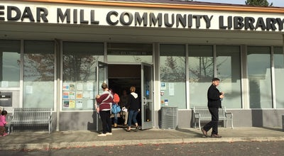 Photo of Other Venue Cedar Mill Community Library at 12505 Nw Cornell Rd, Portland, OR 97229