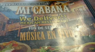 Photo of Mexican Restaurant Mi Cabana at Horizon, El Paso, TX 79927, United States
