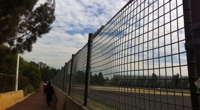 Photo of Trail Deportiva Velodromo at Mexico