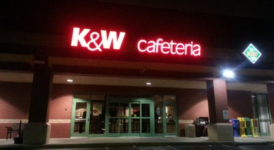 Photo of American Restaurant K & W Cafeteria at 1916 W Arlington Blvd, Greenville, NC 27834, United States