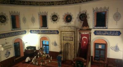 Photo of Mosque Merkez Yeni Cami at Marmaris, Muğla, Turkey