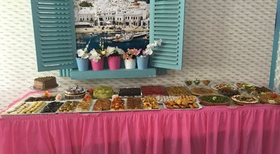 Photo of Cafe BLEU ET BLANC at Göksu Mah Abdi Ipekçi Cad Hacı İlyas Evcil, Silifke 33940, Turkey