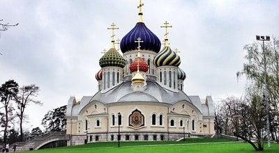 Photo of Church Храм святого благоверного Игоря Черниговского at Ул. 7-я Лазенки, 42, Moscow, Russia