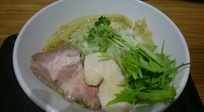 Photo of Food つけめん・らーめん・煮干しそば 金狼 at 中央1-53-18, 春日部市, Japan