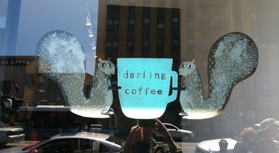 Photo of Coffee Shop Darling Coffee at 4961 Broadway, New York, NY 10034, United States