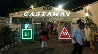 Photo of American Restaurant Castaway Restaurant at 1406 Oceanview Ave, Marathon, FL 33050, United States