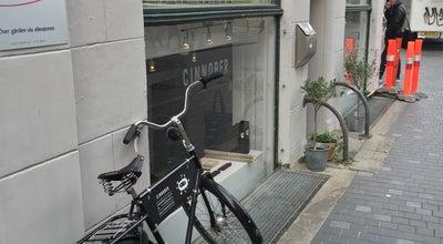Photo of Bookstore Cinnober at Landemærket 9, København, Denmark
