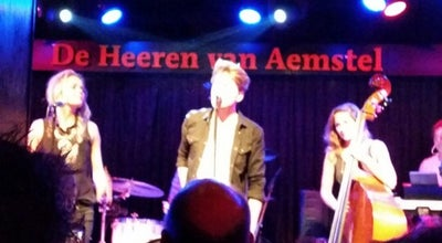 Photo of Music Venue Heeren van Aemstel at Thorbeckeplein 5, Amsterdam 1017 CS, Netherlands