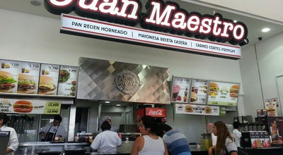 Photo of Burger Joint Juan Maestro at Mall Plaza Maule, Talca, Chile