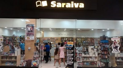 Photo of Bookstore Saraiva at West Shopping, Mossoró 59607-330, Brazil