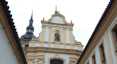 Photo of Temple Kostel Nanebevzetí Panny Marie at Czech Republic