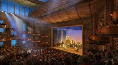 Photo of Theater Dr. Phillips Center for the Performing Arts at 445 S Magnolia Ave, Orlando, FL 32801, United States