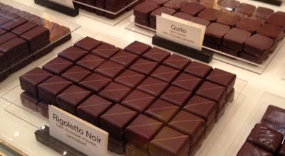 Photo of Restaurant La Maison du Chocolat at 30 Rockefeller Plaza, New York, NY 10112, United States