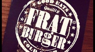 Photo of Burger Joint Frat Burger at 247 University Ave W, Waterloo, ON N2J 4V2, Canada