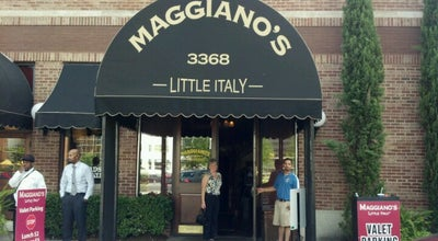 Photo of Italian Restaurant Maggiano's Little Italy at 3368 Peachtree Rd Ne, Atlanta, GA 30326, United States