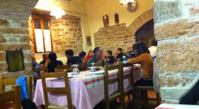 Photo of Italian Restaurant Taverna della Rocca at Via Giacomo Leopardi 20, Frontone 61040, Italy