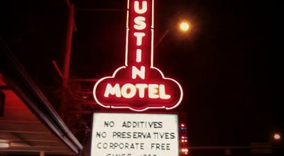 Photo of Motel Austin Motel at 1220 S Congress Ave, Austin, TX 78704, United States