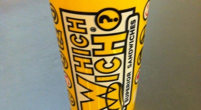 Photo of Sandwich Place Which Wich? Superior Sandwiches at 8331 Willow St, Lone Tree, CO 80124, United States