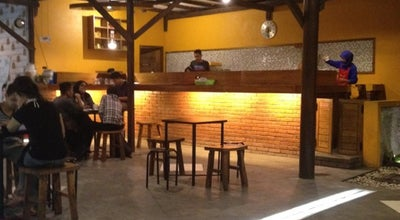Photo of Cafe Kalimilk Seturan at Jalan Perumnas Seturan, Yogyakarta, Indonesia