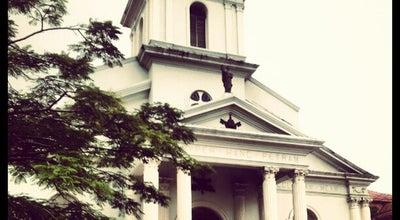 Photo of Church Parroquia San Pedro Apóstol at Frente Al Parque, Montes de Oca, Costa Rica