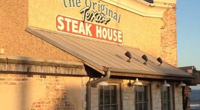Photo of Restaurant Saltgrass Steak House at 1502 Seawall Boulevard, Galveston, TX 77550, United States