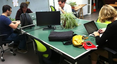 Photo of Coworking Space Mutinerie at 29 Rue De Meaux, Paris 75019, France